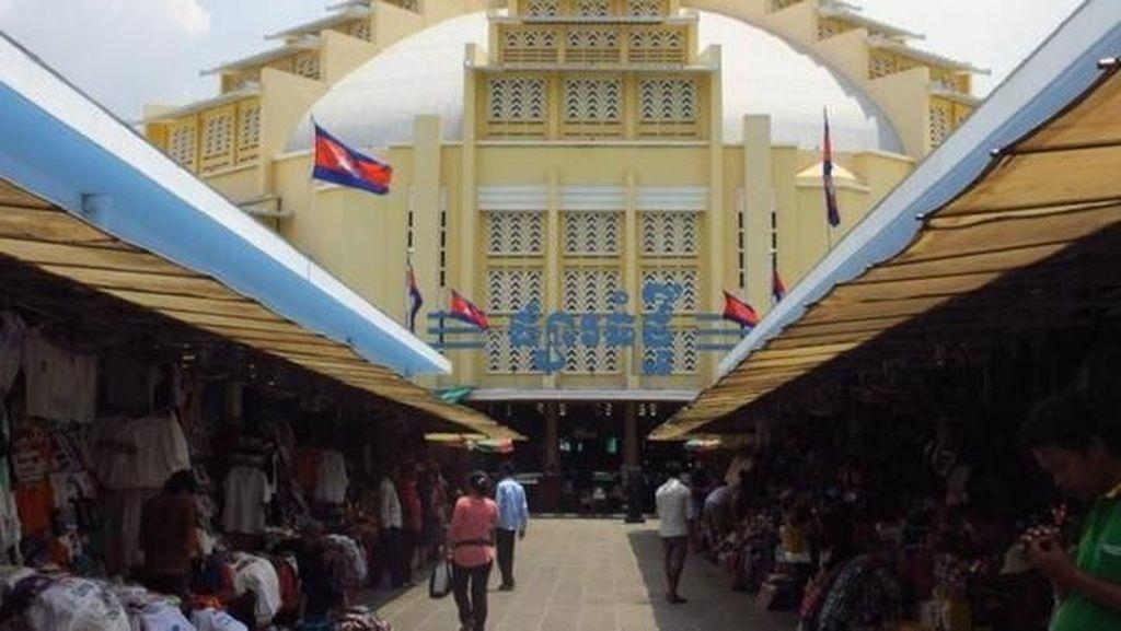 Nonton Final Piala AFF U-22, Bisa Sambil Jalan-jalan di Phnom Penh
