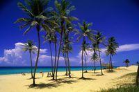 Playas del Este, pantai eksotis di Havana (Thinkstock)