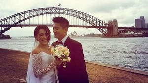 Foto: Antara Ayu Ting Ting, Boy William dan Sydney