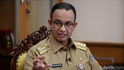 Anies Tak Komentar soal Isu Politik Uang Pemilihan Wagub DKI