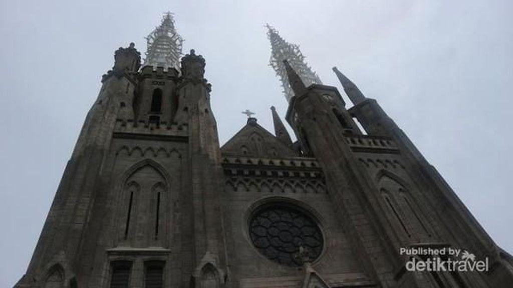 Beragam Sejarah di Museum Katedral Jakarta