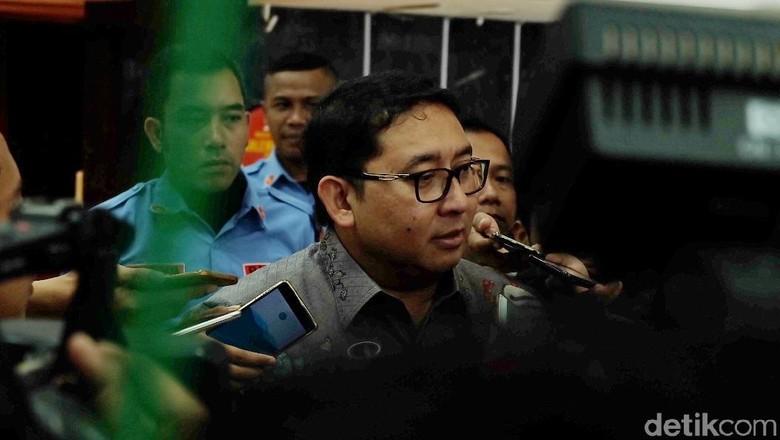 Fadli Zon Prediksi Pilpres 2019 Rematch Jokowi vs Prabowo