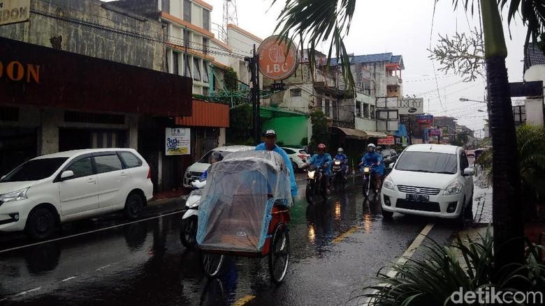 Sebabkan Kemacetan Baru, Maba di Yogya Diimbau Tak Bawa Kendaraan