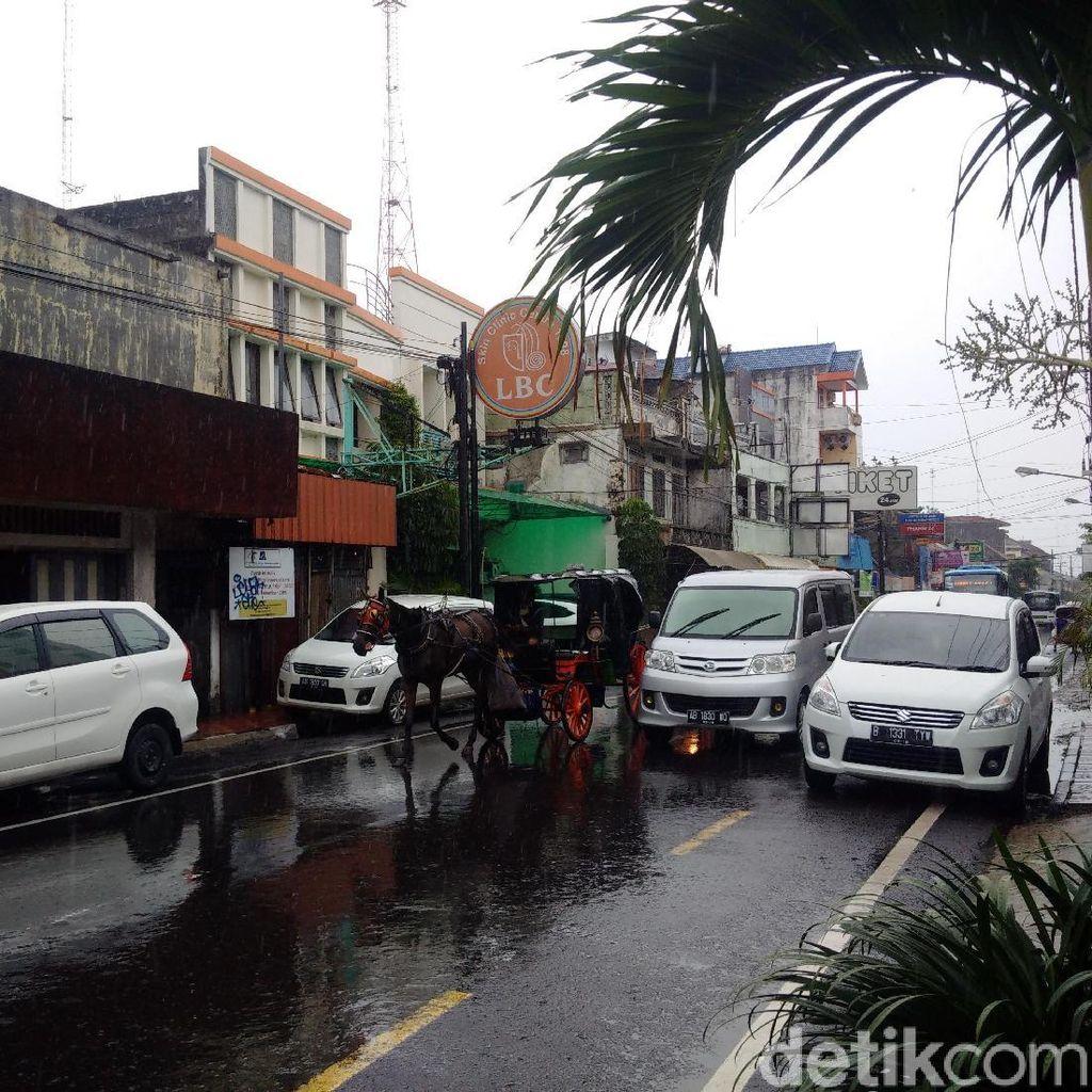 Waspada Potensi Hujan Lebat dan Gelombang Tinggi di DIY
