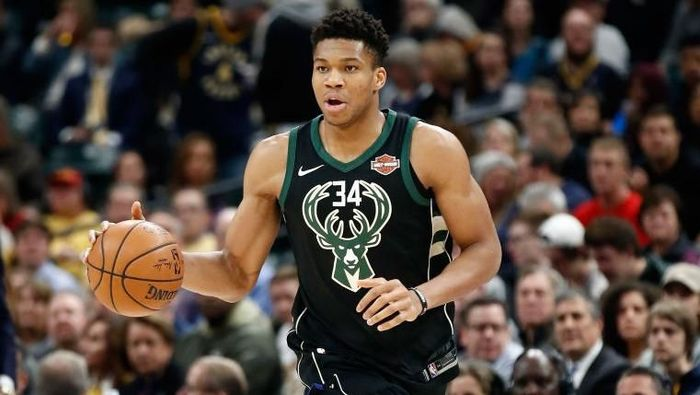 Giannis Antetokounmpo (Foto: Andy Lyons/Getty Images)