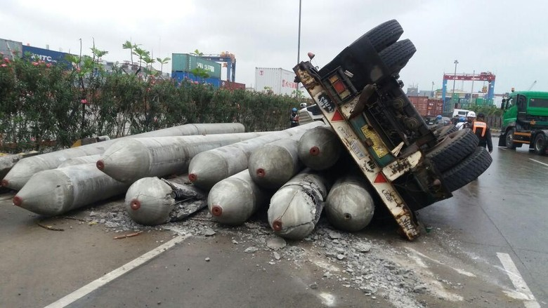 Kata Isuzu Tanggapi Kendaraan yang Overload Foto: Dok Istimewa