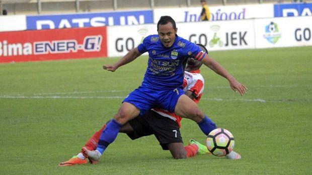 Sriwijaya FC incar mantan penyerang Persib Atep.
