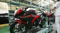 Honda Pasang Target Tinggi Untuk New CBR150R
