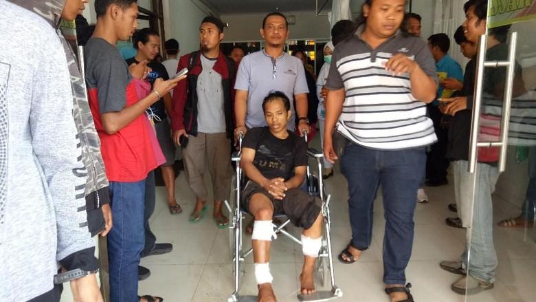 Ditembak, Rampok Kelas Wahid di Sulsel Merengek Minta Ampun