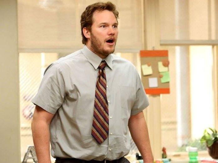 Chris awalnya dikenal sebagai aktor gemuk dengan gaya yang kocak. Dalam perannya di serial komedi populer Park and Recreation, Cris mengaku sengaja menggemukan dirinya agar terlihat lucu. (Foto: Instagram/prattprattpratt)