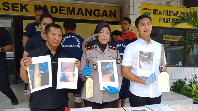 Komplotan Begal Sadis di Ancol Diringkus, 1 Orang Ditembak Mati