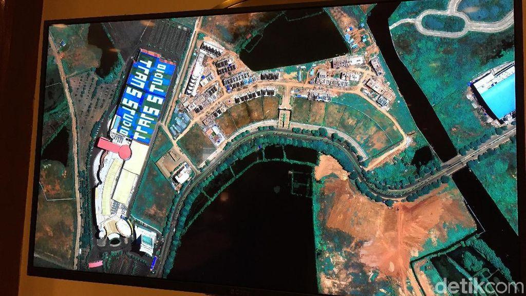 Menristek Bicara Soal Google Earth Versi Satelit LAPAN