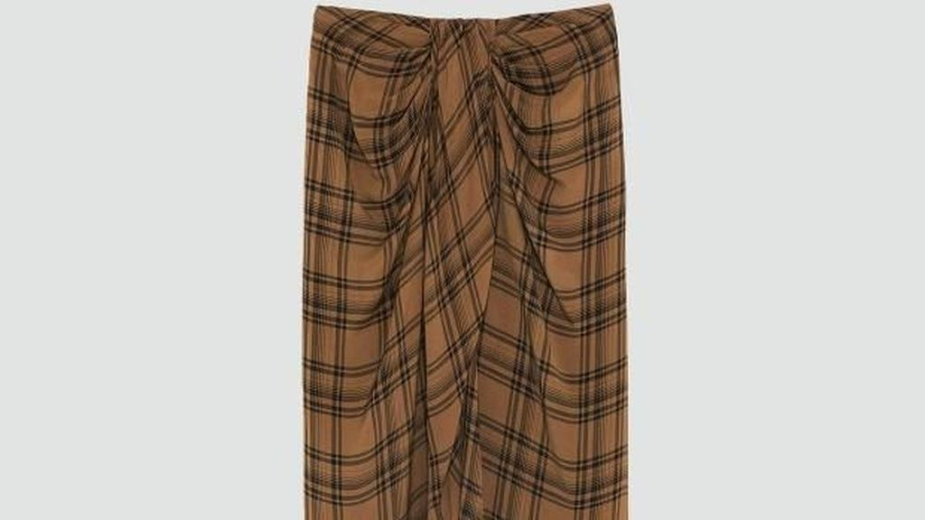Zara Rilis Rok Seharga Rp 1,3 Jutaan yang Mirip Sarung Bapak-bapak