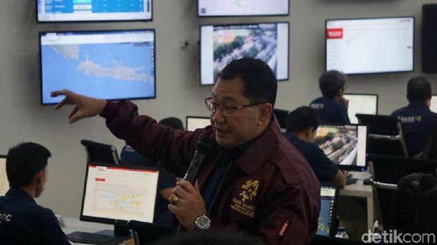 Direktur Teknologi Informasi dan Komunikasi INASGOC, Edi Prabowo