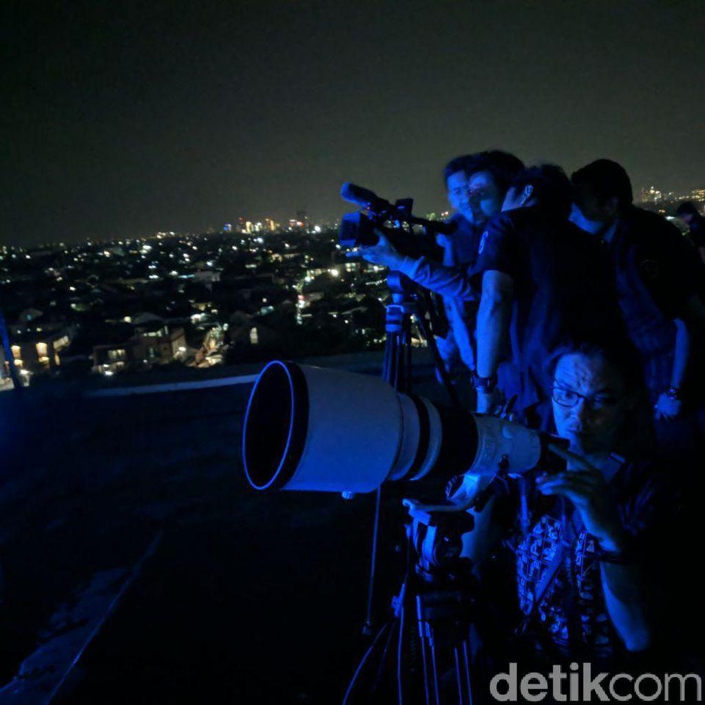 RI Siapkan Taman Nasional Langit Gelap & Teleskop Terbesar di Asia Tenggara