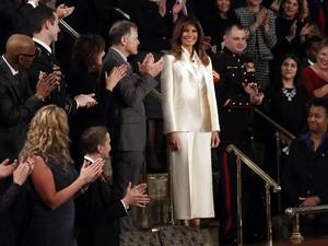 Jadi Istri Presiden, Total Kekayaan Melania Trump Bikin Tercengang