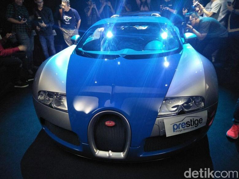 Bugatti Veyron Sapa Miliarder Indonesia, Prestige: Selamat Datang di Era Hypercar Foto: Ruly Kurniawan
