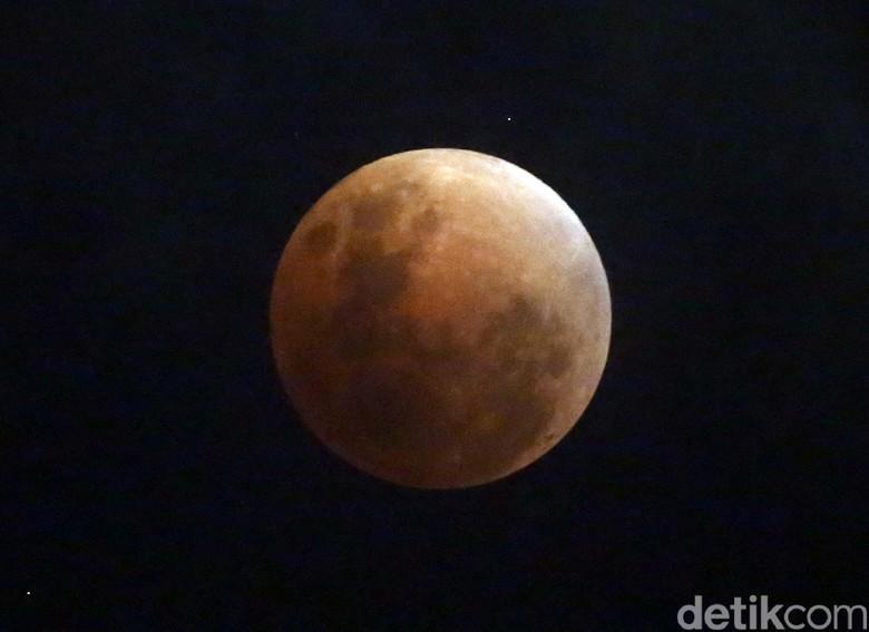 Gerhana Bulan Total Terlama Abad Ini Bakal Kembali di 2141