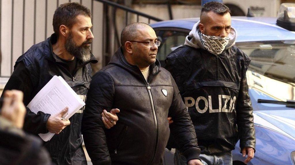 Operasi Besar-besaran Membasmi Mafia Narkoba