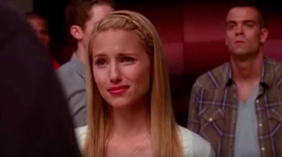 Adegan Kenangan Mark Salling Sebagai Puck di Glee