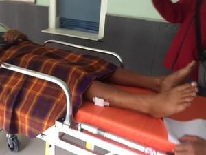 Ibu Kandung Kaget Anaknya Ikut Tertembak Saat Penggerebekan Narkoba