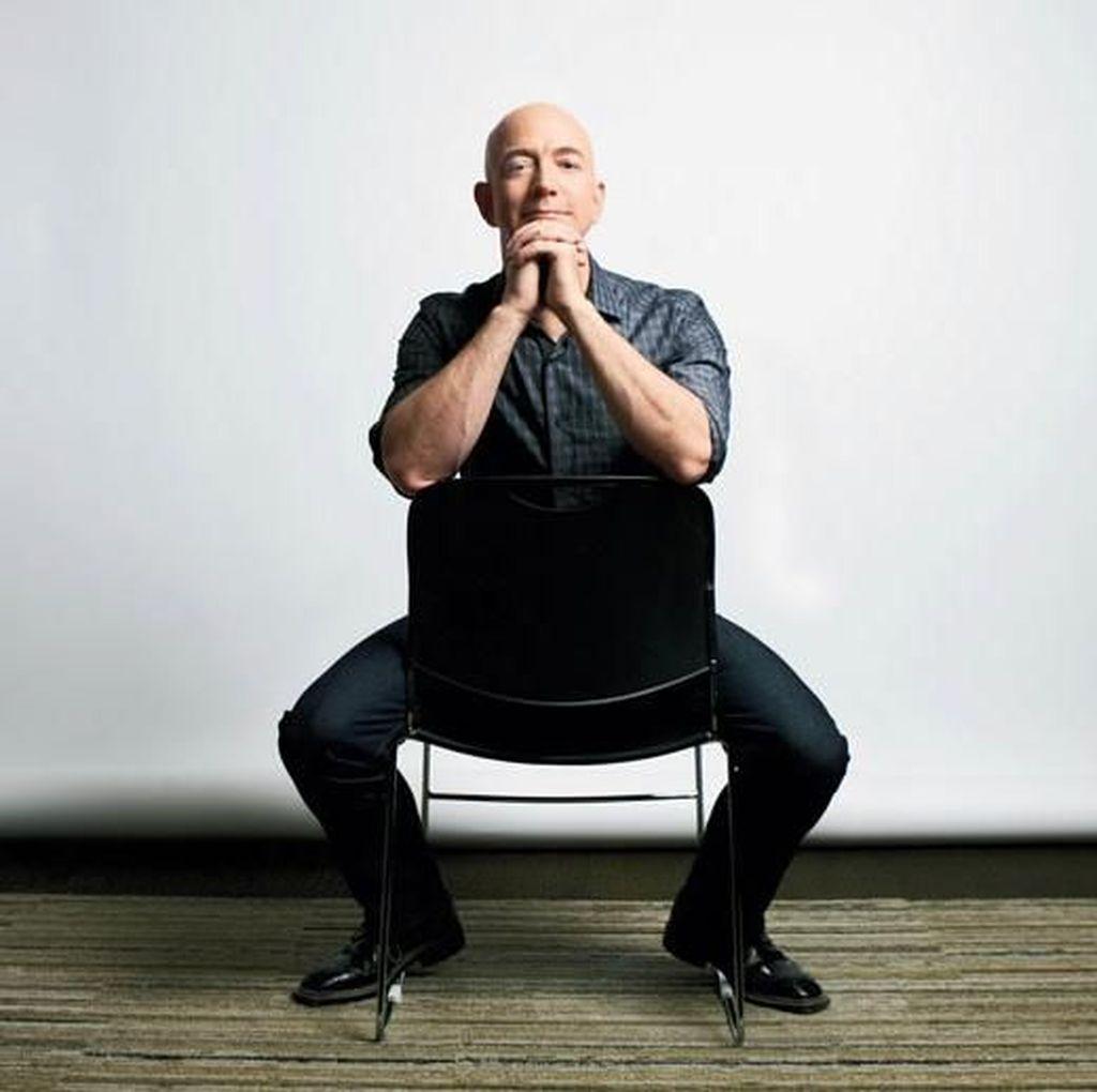 Sekelompok Pegawai Amazon Surati Jeff Bezos, Ada Apa?