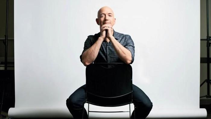 Bos Amazon Jeff Bezos. Foto: Istimewa