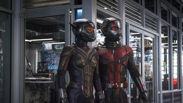 Nobar Ant-Man and the Wasp: Tegang, Lucu dan Menyenangkan