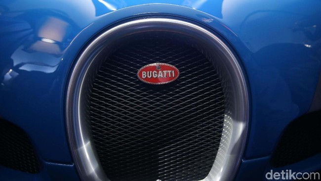 Ilustrasi Bigatti Veyron Foto: Agung Pambudhy