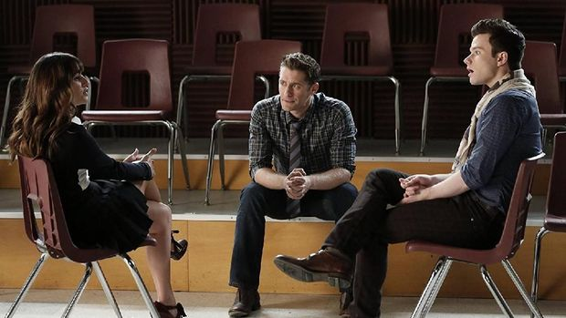 Ungkapan Duka Cita Para Bintang 'Glee' Atas Kematian Mark Salling