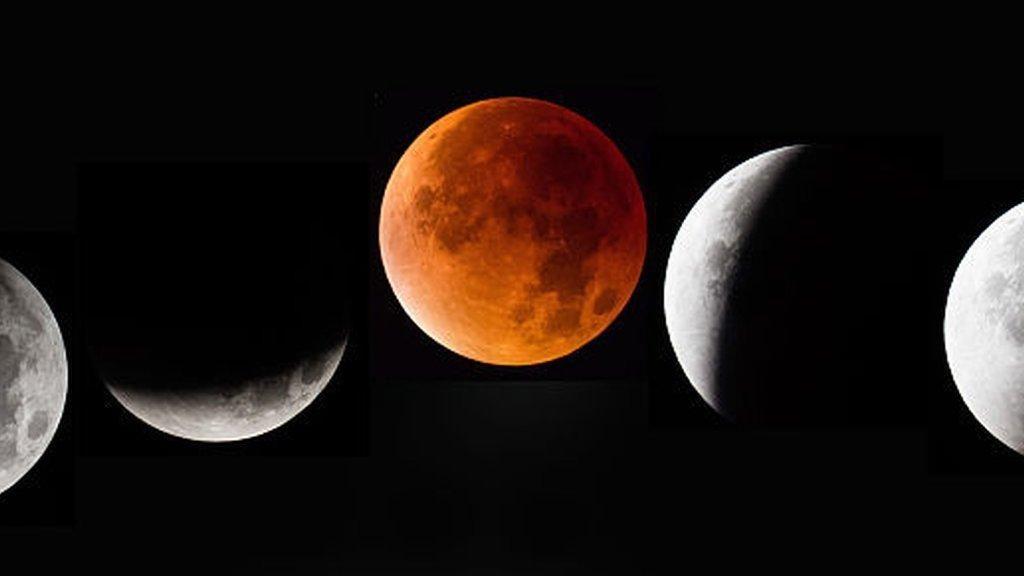 Ini Lokasi BMKG Amati Super Blue Blood Moon Se-Indonesia Malam Nanti