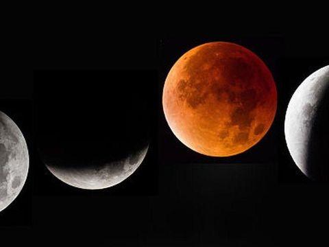 Super Blue Blood Moon, Bahayakah Gerhana Bulan bagi Ibu Hamil?/
