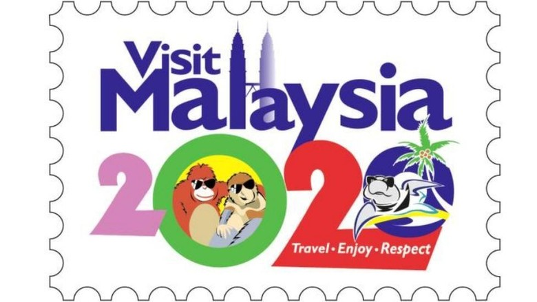Dianggap Buruk, Logo Kampanye Pariwisata Malaysia Dikecam Netizen