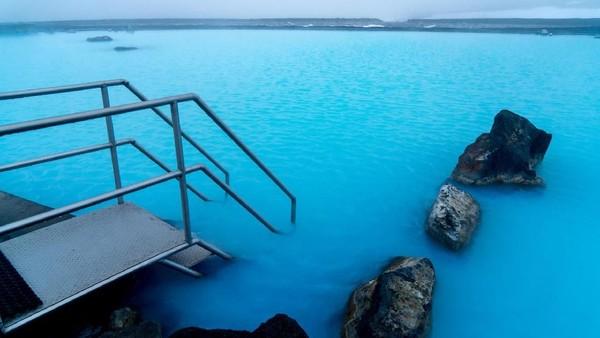 Namanya Blue Lagoon, salah satu dari National Geographics 25 Wonders of the World (Thinkstock)