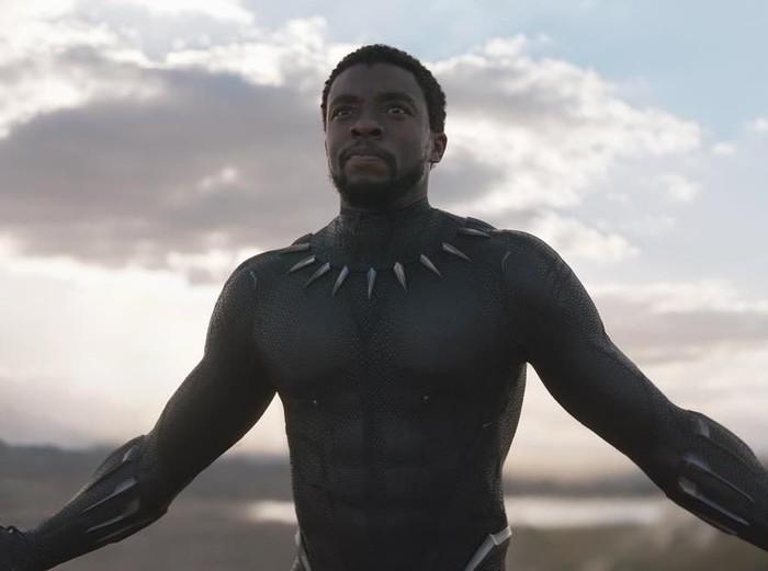 Aktor Black Panther Chadwick Boseman Meninggal Di Usia 43 Tahun