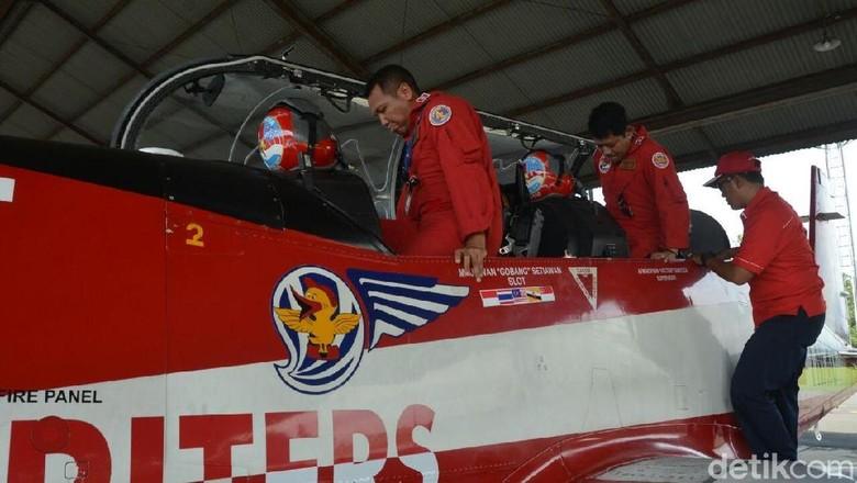 The Jupiters TNI AU Bakal Beraksi di Singapore Air Show 2018