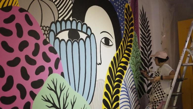 2madison Gallery Pamer Karya Seniman Muda dari 8 Kota