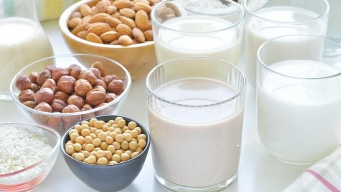 Jangan salah, susu nabati juga menyehatkan. Foto: Istock