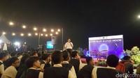 Hampir 10 ribu pengunjung datang ke wilayah taman hiburan di Jakarta Utara ini (Syanti Mustika/detikTravel)