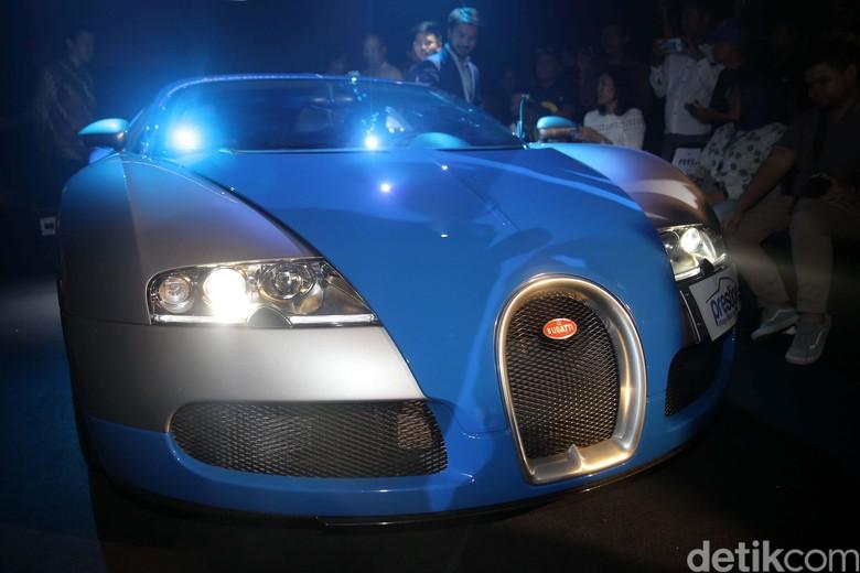 Bisakah Bugatti Chirondi Indonesia Pakai Setir Kanan? Foto: Agung Pambudhy