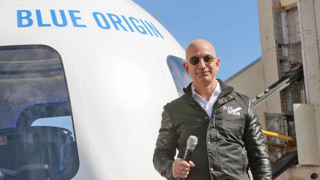 Selamat! Bos Amazon Resmi Jadi Orang Terkaya Dunia