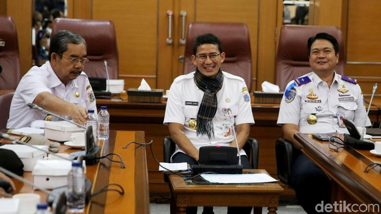Potret Diplomasi Meja Makan Sandiaga yang Terinspirasi Jokowi