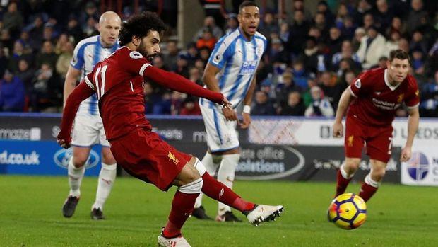 Mohamed Salah bisa jadi ancaman serius bagi Manchester United.