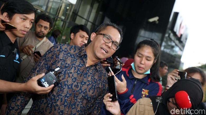Dalami Dugaan Korupsi Emirsyah, KPK Periksa Hengki Heriandono