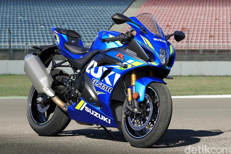 Suzuki GSX-R1000. Foto: Suzuki
