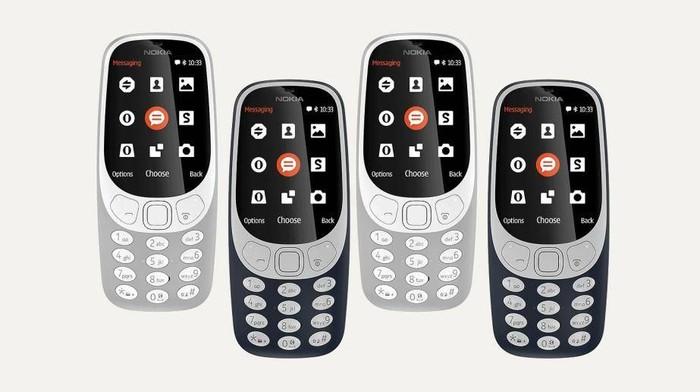 Nokia 3310 Foto: HMD Global
