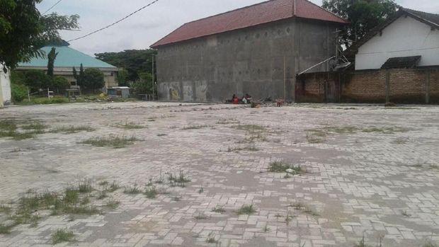 Lokasi tempat PKL direlokasi