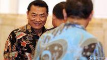 Moeldoko Bertemu Lin Neumann: Demokrat Jangan Baper