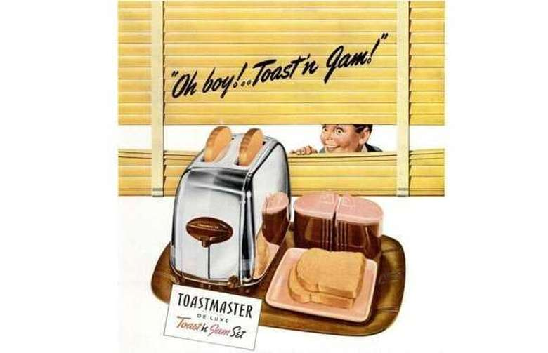 Alat pemanggang roti listrik pertama diciptakan di Inggris pada 1893. Namun pada 1928 dibuat alat panggang roti yang lebih modern dan jadi alat pemanggang roti otomatis pertama di dunia. Foto: Istimewa