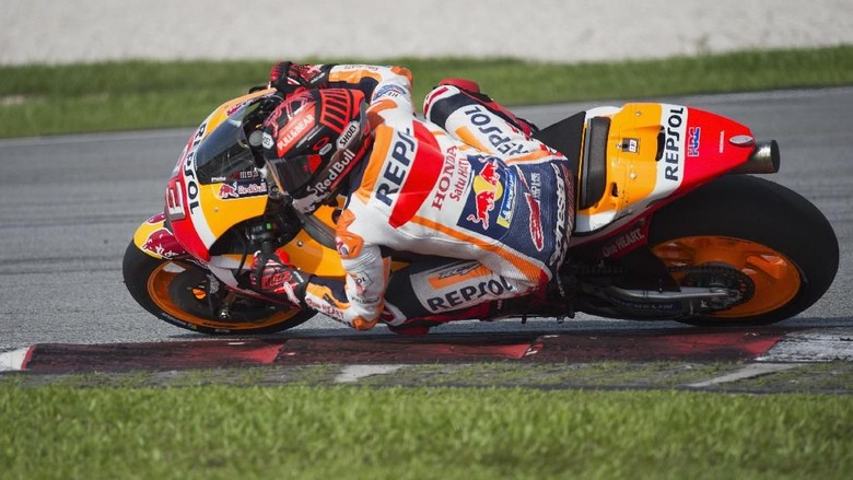 Tak Terkesan Rekor Lorenzo, Marquez: Yang Penting Kecepatan Saat Balapan